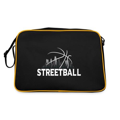 Streetball Skyline - Street basketball - Retro Bag