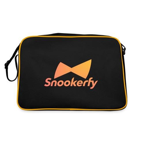 Snookerfy - Retro Bag