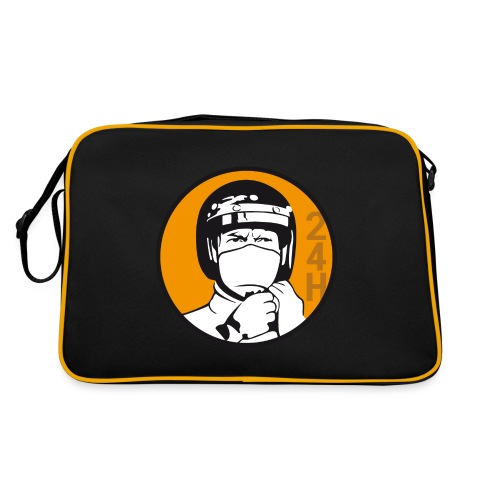 Racing Legend - 24H - No1 - 1970 - Retro Tasche