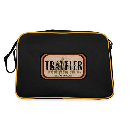 Jack McBannon -Traveler - Retro Tasche