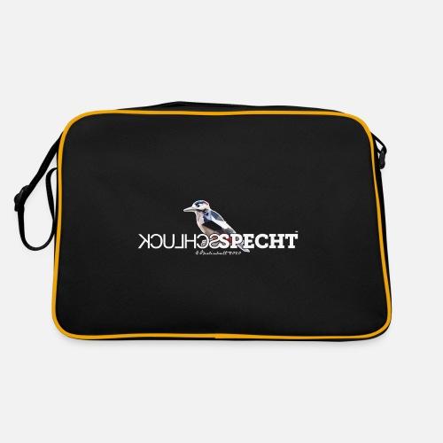 SCHLUCKSPECHT - Retro Tasche