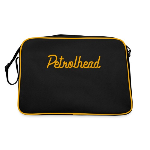 Petrolhead is the new color - Borsa retrò