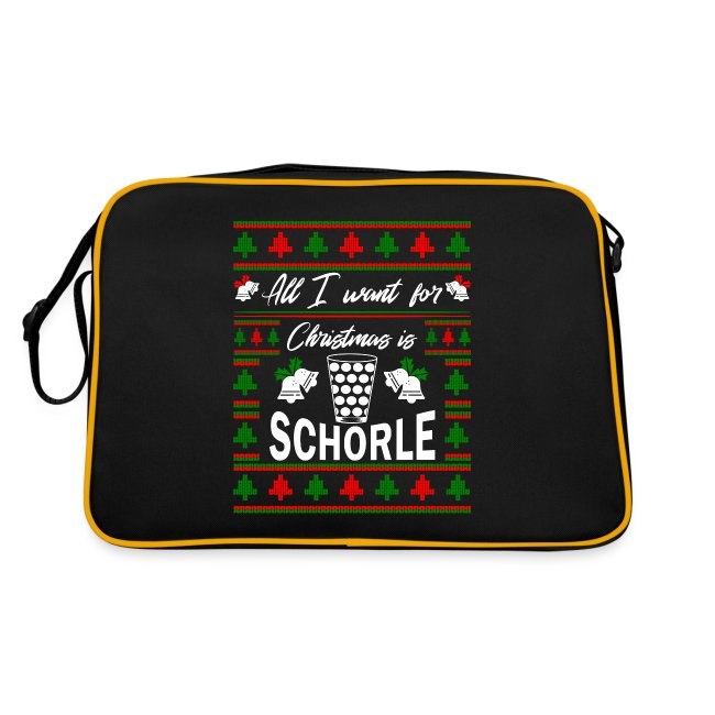Ugly Christmas Schorle Pfälzer Weinschorle