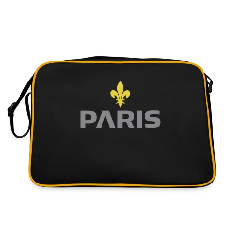 Paris Grey Lys Concept - Sac Retro