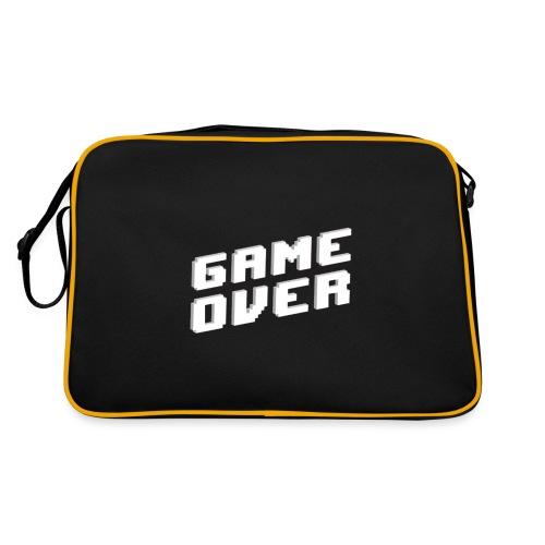 Game Over - Retro Tasche