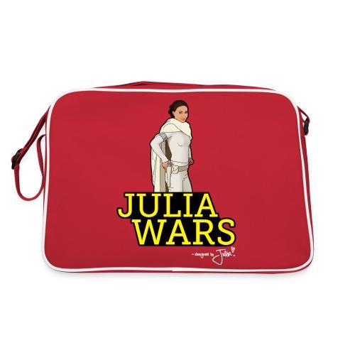 JULIA WARS - Retro Tasche