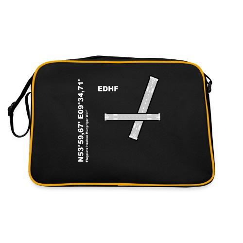 EDHF (anpassbar auf andere AIP Plätze) - Retro Tasche