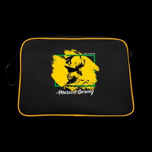 MARCUS GARVEY by Reggae-Clothing.com - Retro Tasche