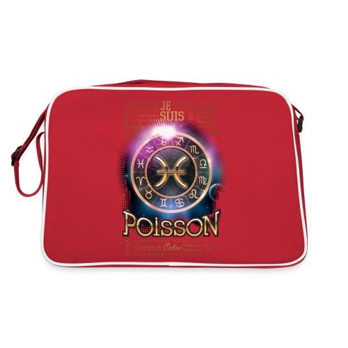 POISSONS - Sac Retro