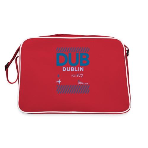 Dublin Ireland Travel - Retro Bag