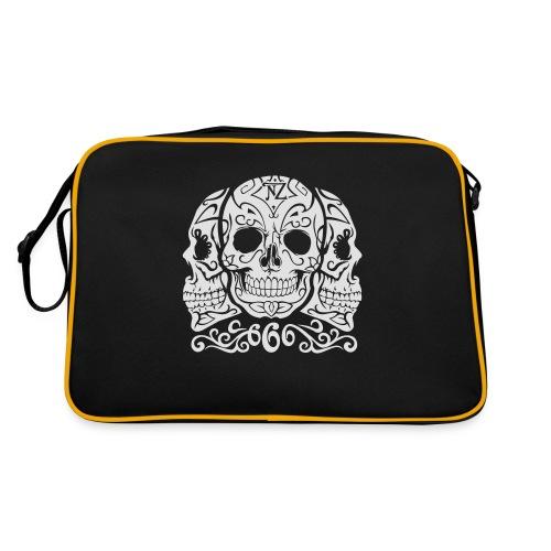 Skull Dia de los muertos - Sac Retro