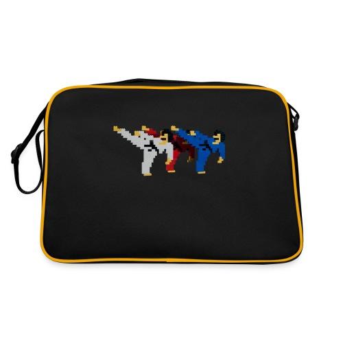 8 bit trip ninjas 2 - Retro Bag