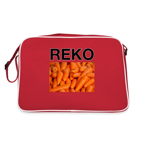 REKOpaita porkkanat - Retrolaukku