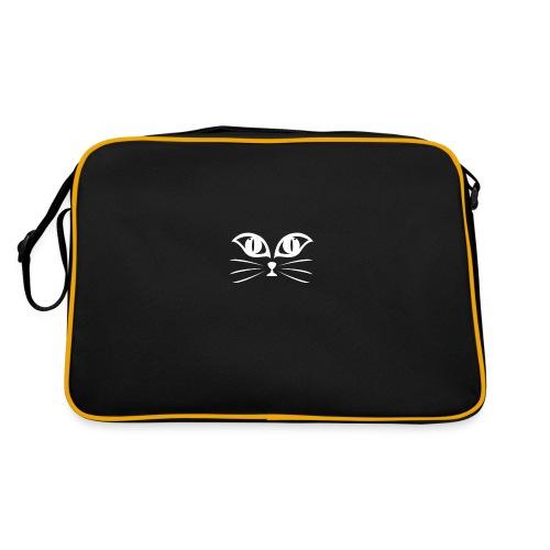 Katzenaugen - Retro Tasche