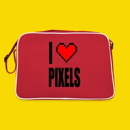 I Love Pixels - Torba retro