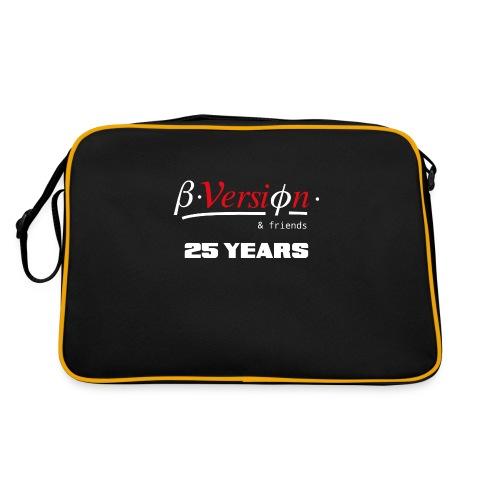 Beta- Version & Friends 25 Years - Retro Tasche