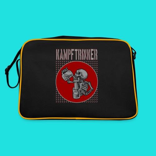 Kampftrinker - Retro Tasche