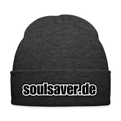 soulsaverlogo black - Wintermütze