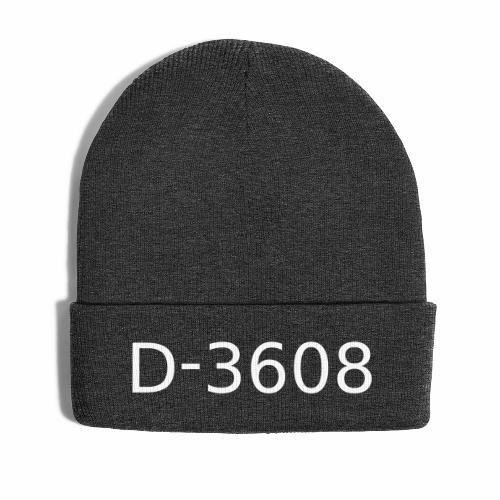 D 3608 - Wintermütze