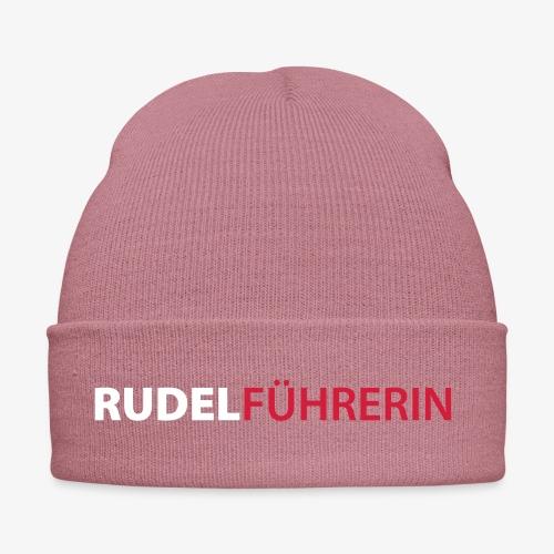Rudelführerin - Wintermütze