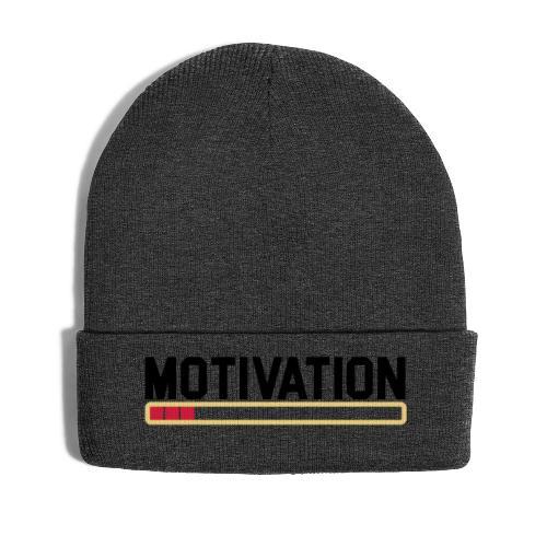 Keine Motivation - Wintermütze