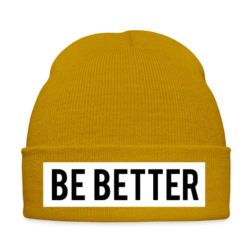 Be Better - Winter Hat