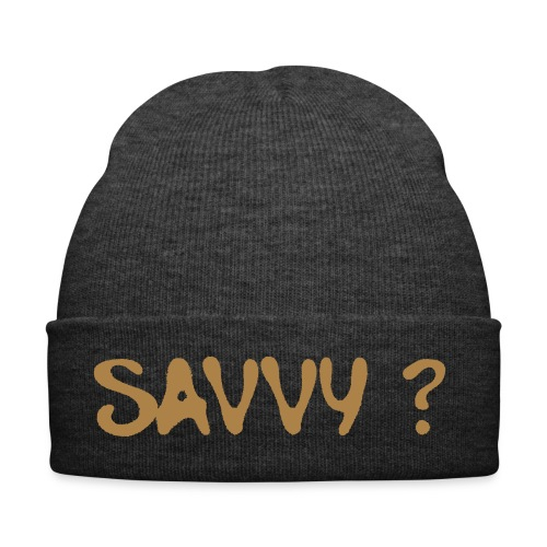 savvy? - Wintermuts