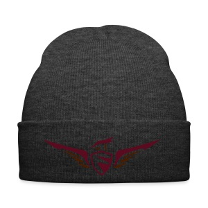 FCON Logo (New) Burgundy Red - Winter Hat
