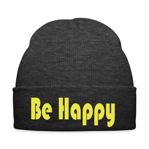 be happy - Winter Hat