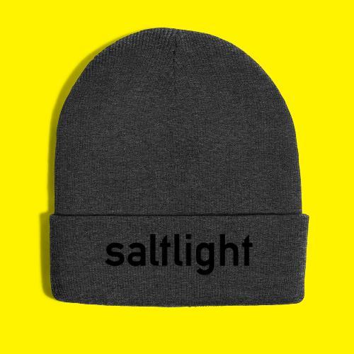 Saltlight // Black - Black - Winter Hat