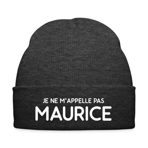 Maurice - Bonnet d'hiver