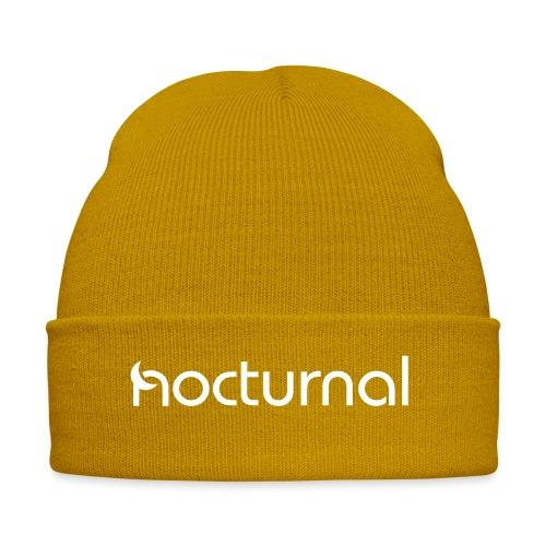 Nocturnal White - Winter Hat