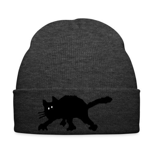 Katze - Wintermütze