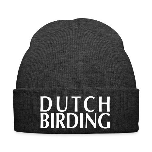 Dutch Birding svg - Wintermuts