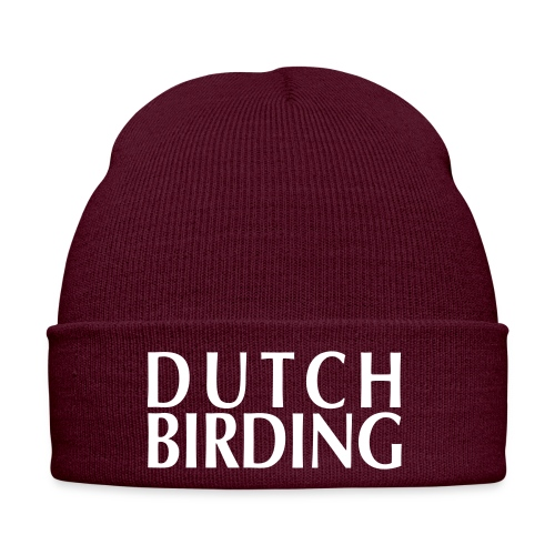 Dutch Birding svg - Wintermuts