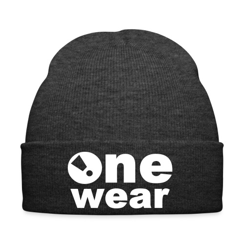 one wear classic logo - Wintermütze