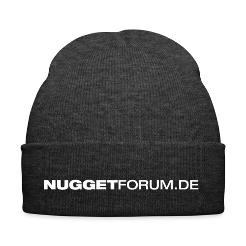 Nuggetforum Logo - Wintermütze