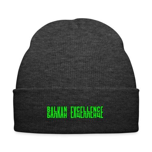 Balkan eXellence horizontal - Winter Hat