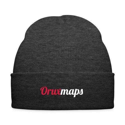 Oruxmaps-IC - Gorro de invierno