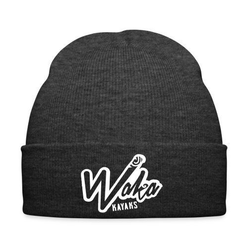 Waka hat logo reverse 80x - Winter Hat