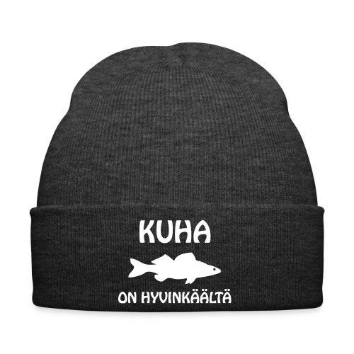 KUHA ON HYVINKÄÄLTÄ - Pipo
