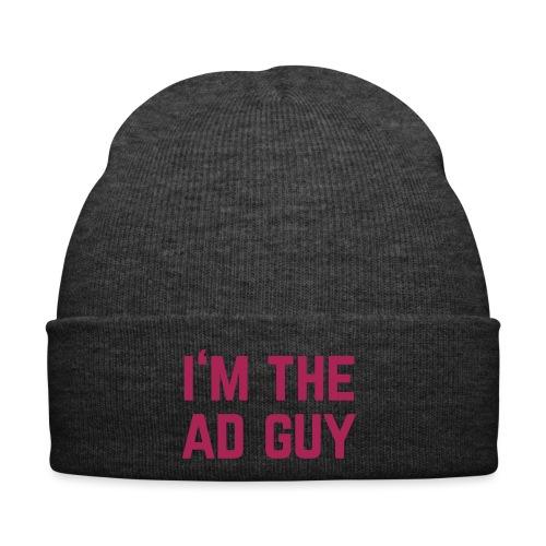 ad_guy_ohne - Wintermütze