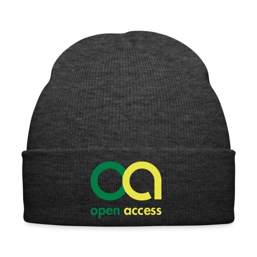 openaccess logo - Wintermütze