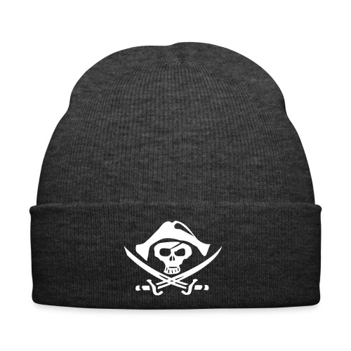 Pirat Totenkopf Freibeuter Caps & Mützen - Wintermütze