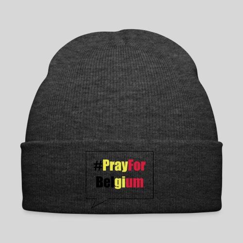 #PrayForBelgium - Bonnet d'hiver