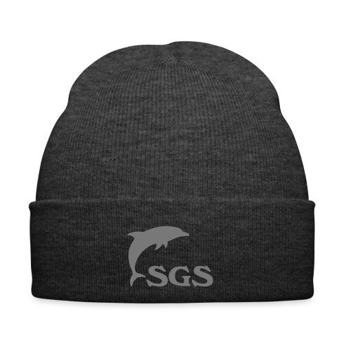 Delfin und SGS - Wintermütze