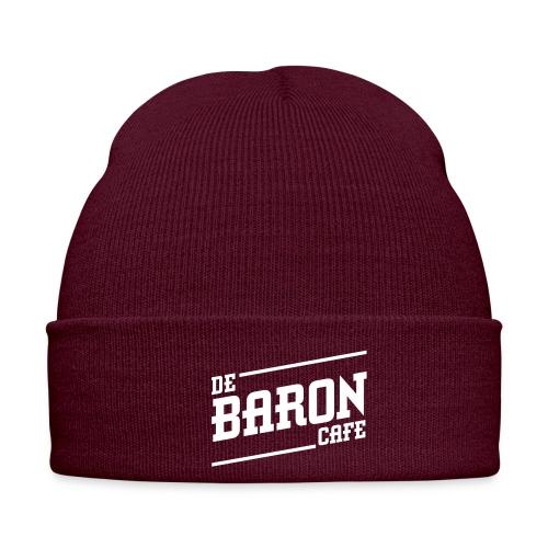 baron no back white - Wintermuts