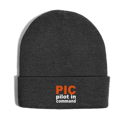 PIC Sign - Winter Hat