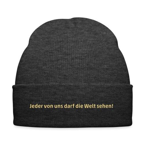 SWS_Claim_Braun - Wintermütze