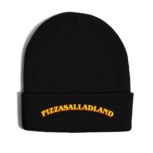 Pizzasalladland keps - Vintermössa